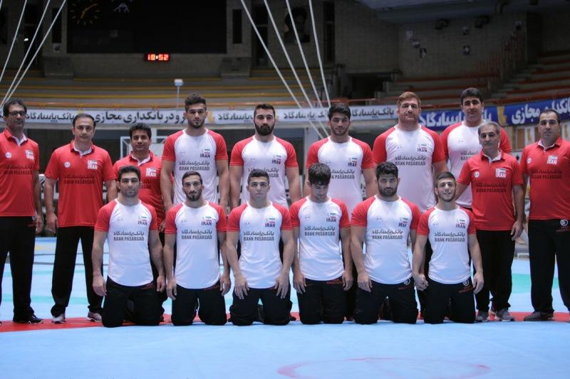 ایران در جایگاه ششم کشتی آزاد قهرمانی جهان قرار گرفت