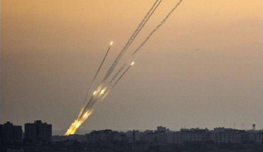 قدرت نمایی مقاومت در غزه
